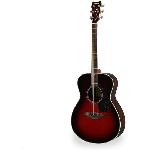 Yamaha FS830 Concert Acoustic Guitar-Tobacco Sunburst-Andy's Music