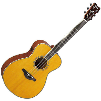 Yamaha FSTA TransAcoustic Guitar With Case - Andy's Music