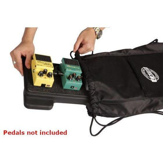 Gator Mini Bone Pedal Board w/Carry Bag-Andy's Music