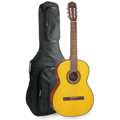 Takamine GC1 Classical Guitar With Deluxe Padded Bag