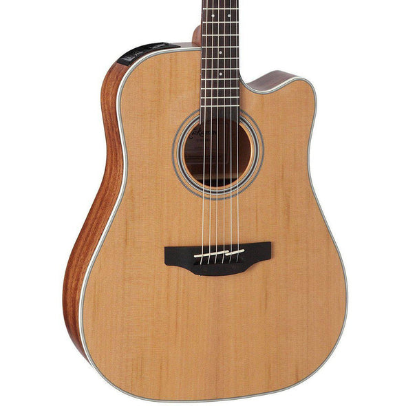 Takamine GD20CE-NS Acoustic Electric Guitar With Hard Case
