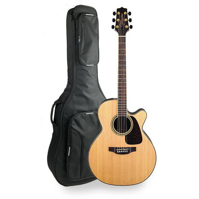 Takamine GN93CE Acoustic Electric Guitar Natural Finish With Bag