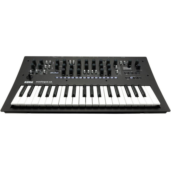 Korg Minilogue XD 37 Key Polyphonic Analog Synthesizer