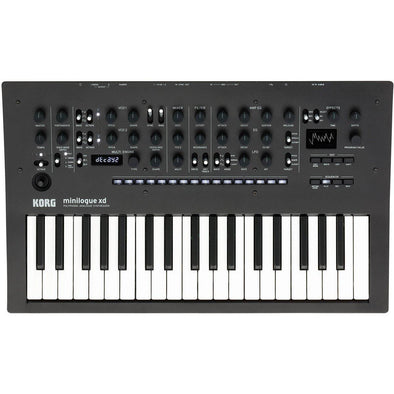 Korg Minilogue XD Polyphonic Analog Synthesizer - Andy's Music