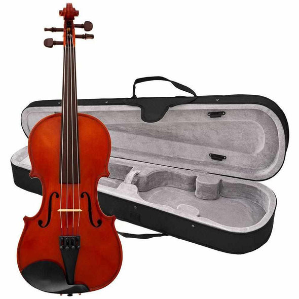 Augusta Menicci Cavalli MLS310 Student Violin Outfit With Case & Bow