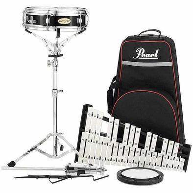 Pearl PL910C Percussion Learning Center Drum Kit With Rolling Backpack