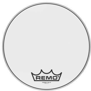"Remo Powermax Bass Drumhead Ultra White, 16""-Andy's Music"