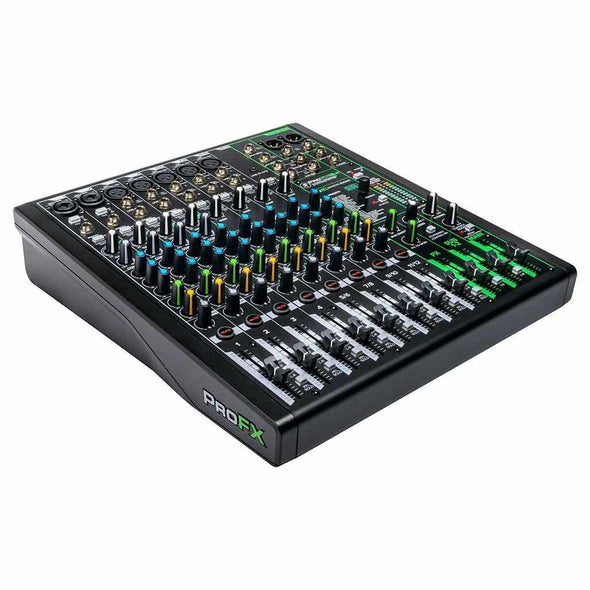 Mackie ProFX12v3 12-Channel USB Mixer With Effects