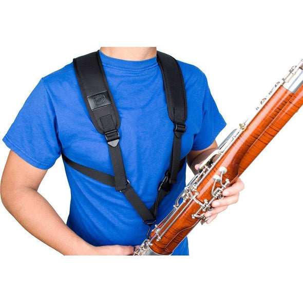 ProTec Deluxe Padded Bassoon Harness A317-Andy's Music