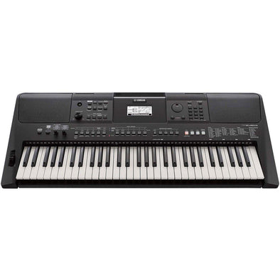 Yamaha PSR-E463 Portable Keyboard With 61 Touch Sensitive Keys - Andy's Music