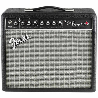 Fender Champ X2 15 Watt Tube Combo Guitar Amp
