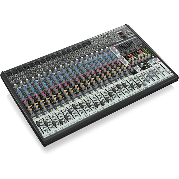 Behringer SX2442FX 24-Input 4-Bus Studio And Live Mixer - Andy's Music