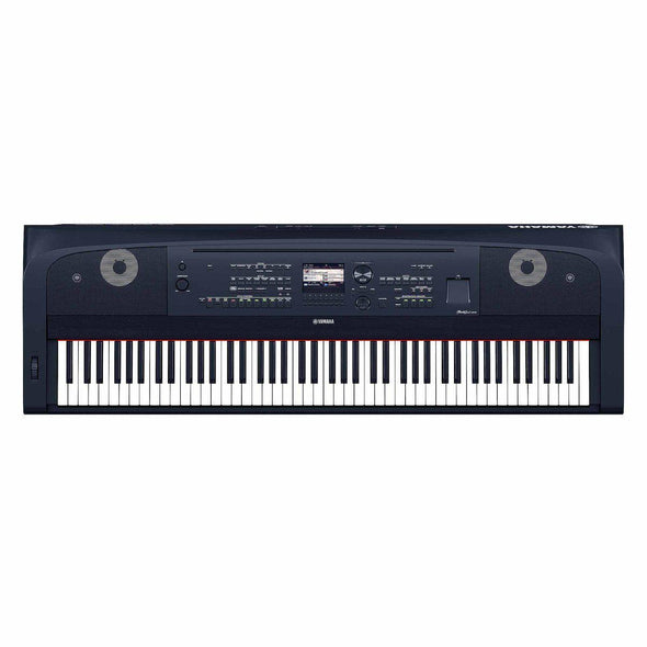 Yamaha DGX-670 Portable Grand Digital Piano-Black-Without Stand & Pedals-Andy's Music
