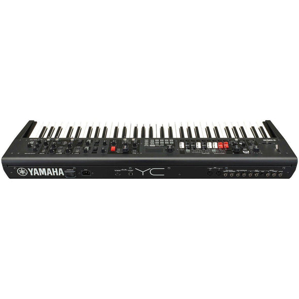 Yamaha YC61 Stage Keyboard - Andy's Music
