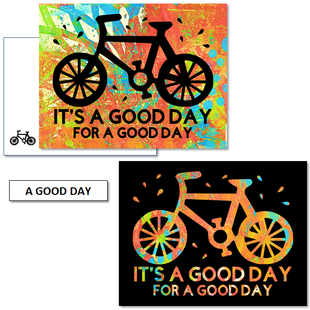 A GOOD DAY - mix & match