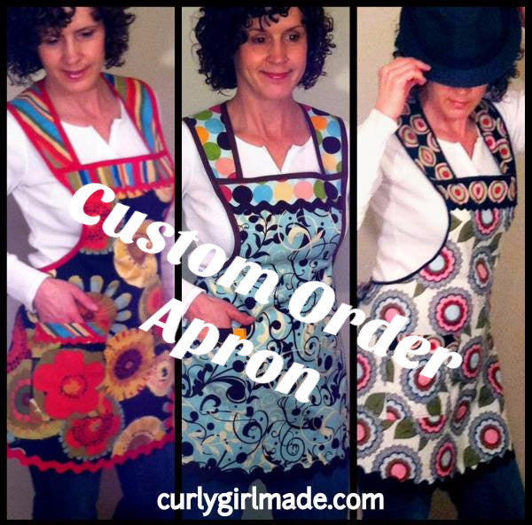01 Special Order Apron