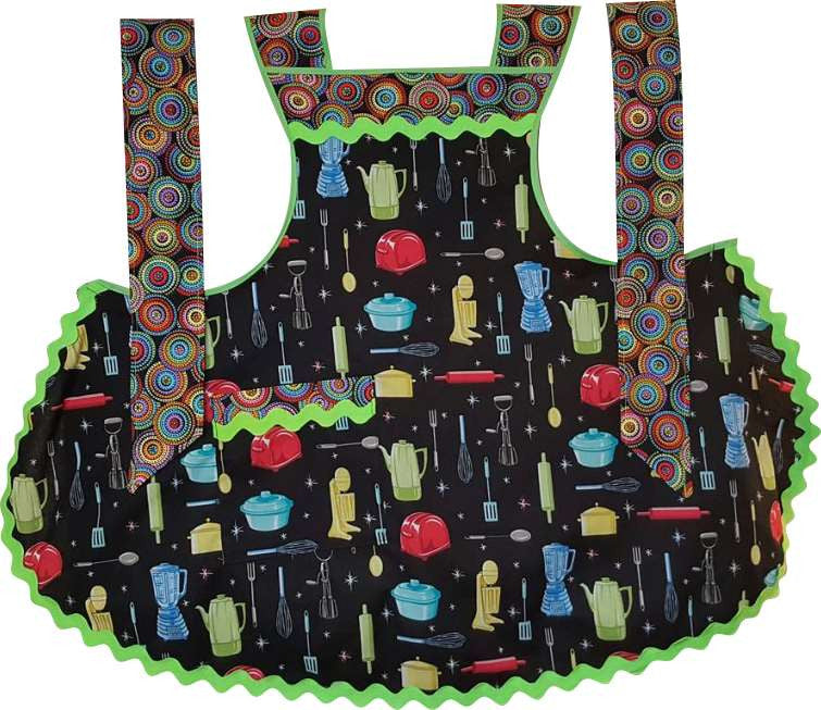 Lyndsey - Vintage Appliance Decor Apron