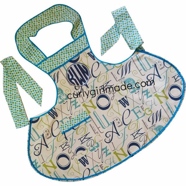Nicole - ABC's and Me Apron