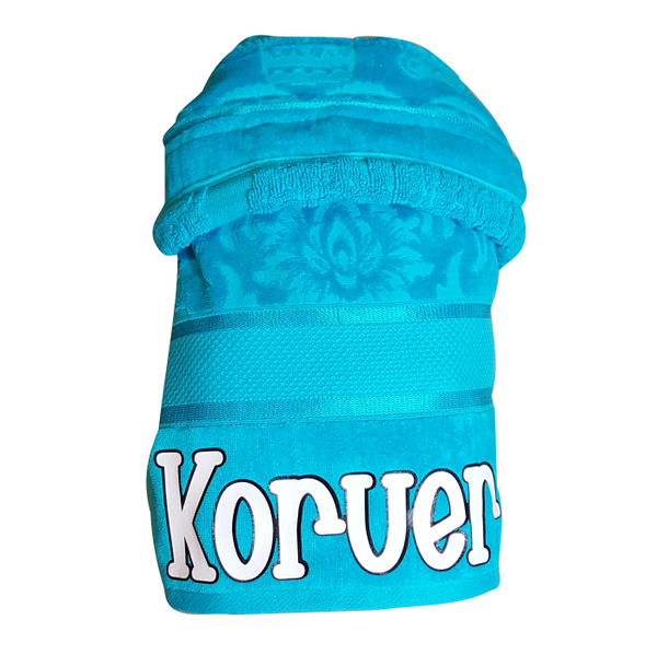 Korver - Technically Teal