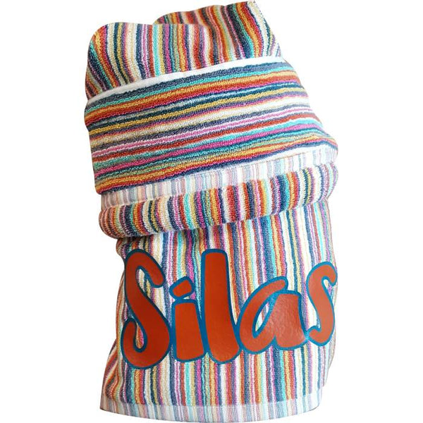 Silas - Coat of Many Colors