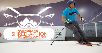 SHRED-A-THON 2016 – TRY INDOOR SKIING FREE