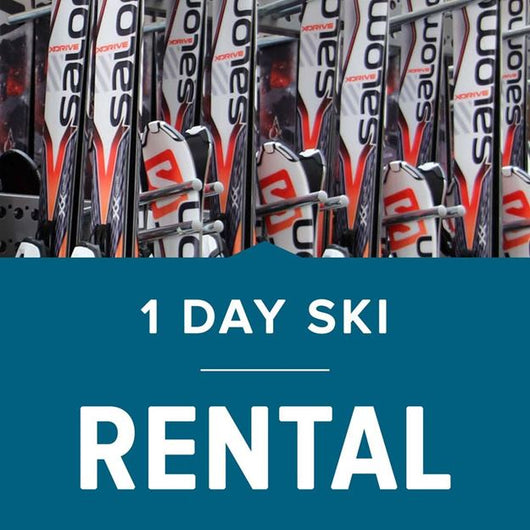 Day Rentals - Package