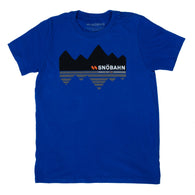Snöbahn Mountain Youth T-Shirt