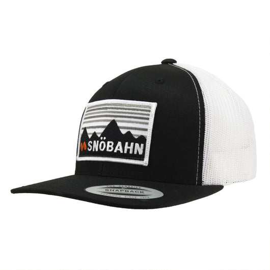 Trucker Retro Patch Hat