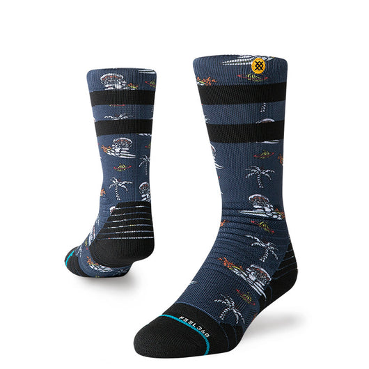 Stance - SPACE MONKEY Kid's Sock - (Snow Performance Blend)