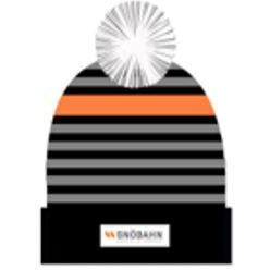Snöbahn Orange Stripe Beanie
