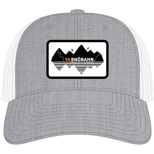 Trucker Mountain Patch Hat