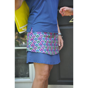 Lay It Up Layer Skort- Bags of Blades