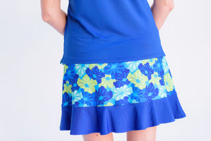 Fairway Flounce Skort - Fore Flowers