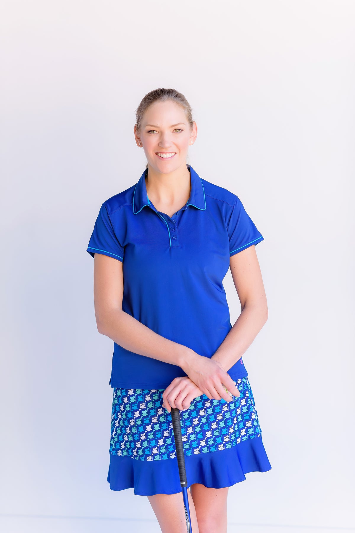 Fairway Flounce Skort - Birdies and Bows