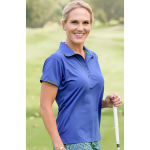 Pitch and Putt- Navy w/ Kelly Green- Resort 2019
