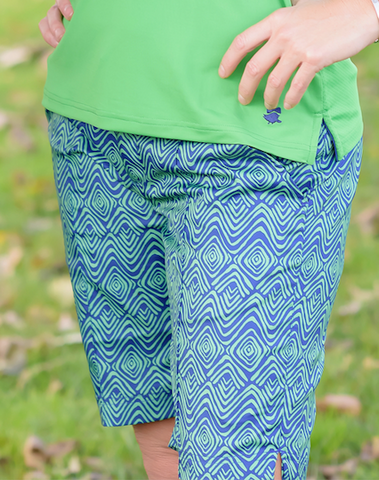 Long Drive Shorts- Resort 2019