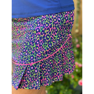 Slice it Right II Jungle Green Skort