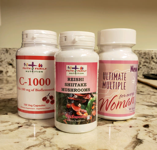 Immune Enhancer for Women Combo