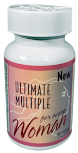 Multiple For Women - Supplement