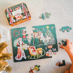 Christmas 'Take me with you Puzzle' ~ SHIPS END NOVEMBER