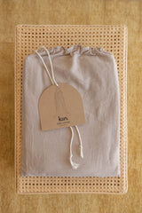 Taupe Textured Kids Canopy