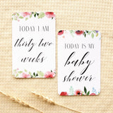 Vogue Collection Pregnancy Milestone Cards