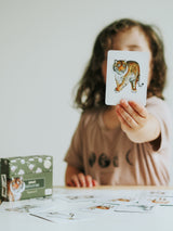 Animals Snap & Go Fish Cards