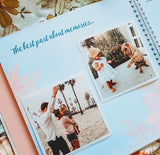 Bloom Baby Memory Book