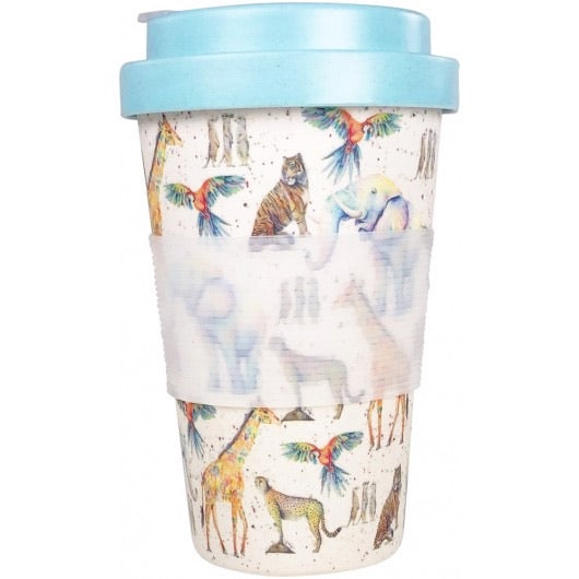 Safari Animals Eco Mug