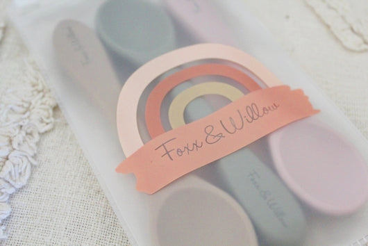 Soother, Dummy Clip or Spoon Storage Bag
