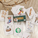 Christmas Snap & Go Fish Cards