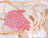 Daisy Bassinet Sheet & Change Pad Cover