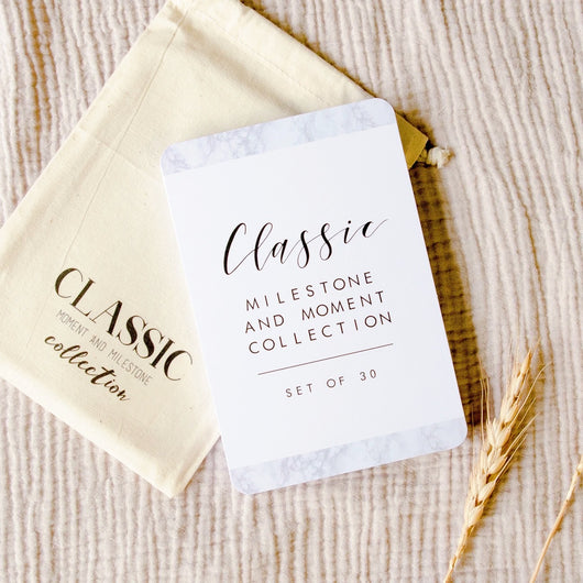 Marble Collection Milestone Cards