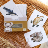 Australia Snap & Go Fish Cards